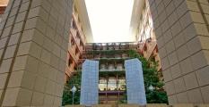 Gates & Dell Complex @ UT CS Department.